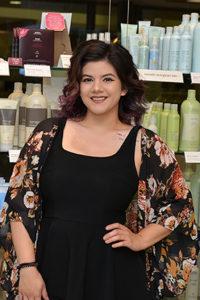 Ariana Villanueva, Front Desk Coordinator/Assistant Stylist