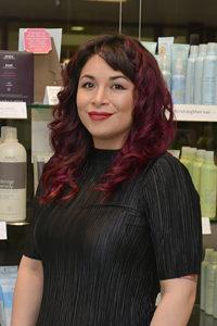 Jessica Gonzalez, Junior Stylist