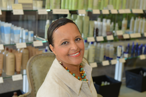 Showa Sahle, Salon Founder, Master Stylist, Specializing in Cut & Color Customization